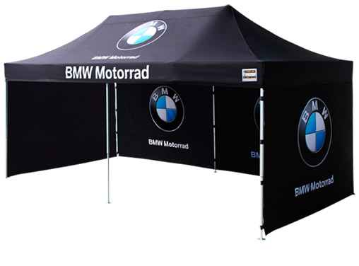 BMW marquee