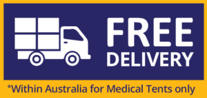 Medical Tents - Free delivery within Australia
